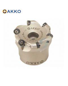کفتراش فرزکاری قطر 52 شفت 22 اینسرت RD.. 1604.. آکو AKKO کد محصول AFMRC RD1604 D052 A22 Z04 H
