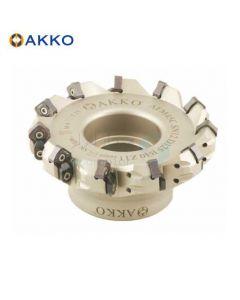 کفتراش فرزکاری قطر 50 شفت 22 اینسرت SN.. 1206.. آکو AKKO کد محصول AFM45C SN1206 D050 A22 Z05 H