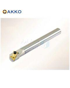 هلدر داخل تراش تراشکاری قطر 50 برند AKKO کد S50V-TTUNR-22