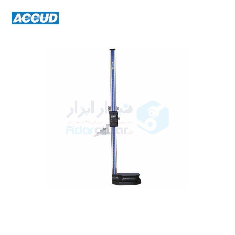 کولیس پایه دار دیجیتال 30 سانت دقت 0.01 اکاد ACCUD کد ACD-181-012-11
