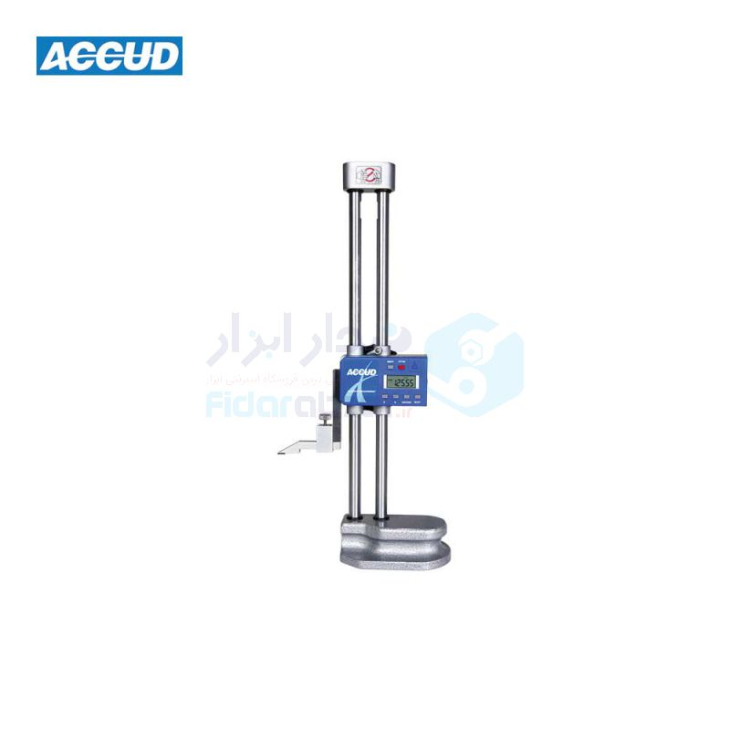 کولیس پایه دار دیجیتال 30 سانت دقت 0.01 اکاد ACCUD کد ACD-182-012-11