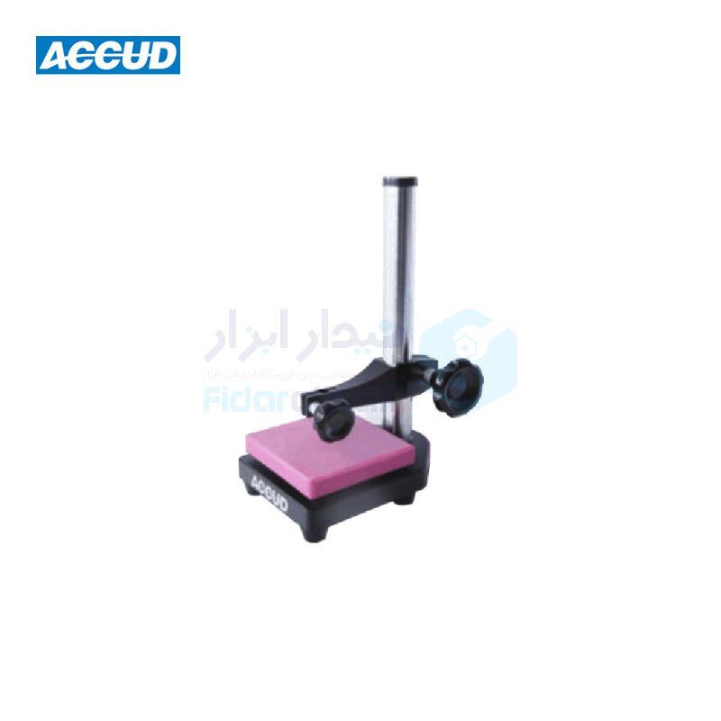 پایه ساعت اندیکاتور سرامیکی قطر 8 سانت اکاد ACCUD کد ACD-290-080-01