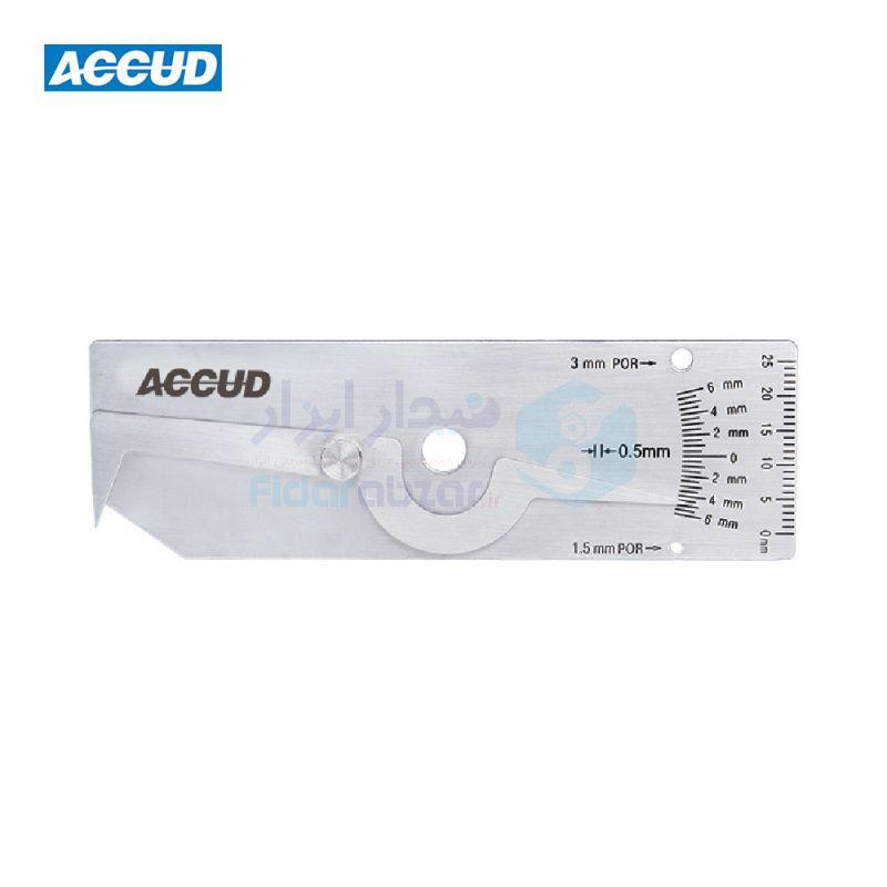 گیج جوشکاری اکاد ACCUD کد ACD-978-006-01