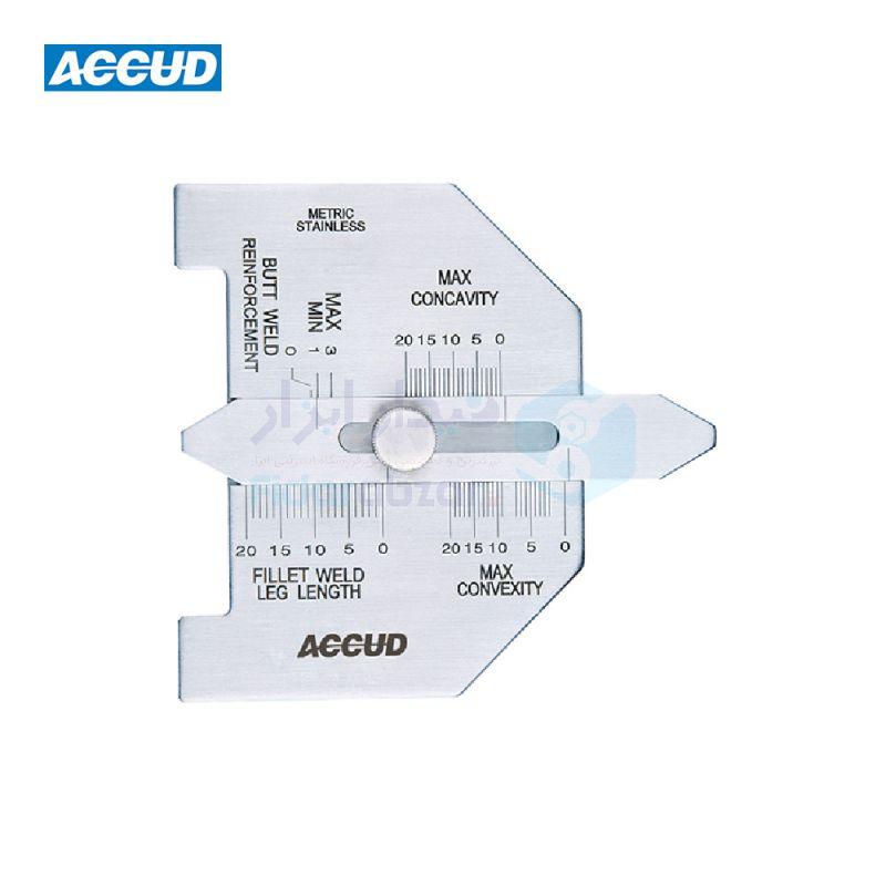 گیج جوشکاری اکاد ACCUD کد ACD-979-020-01
