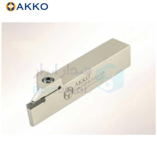 هلدر برش و شیار روتراش 25x25 الماس برش پالبیت 5 اکو AKKO کد محصول ADKT GP R/L 25x25 5 T25
