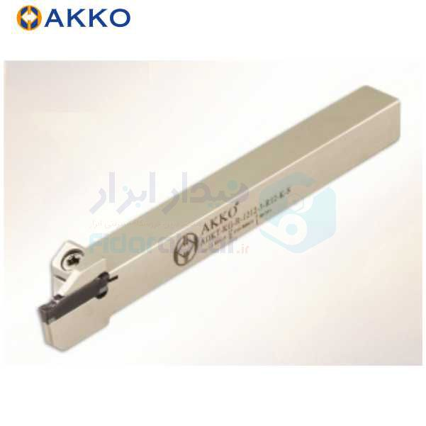 هلدر برش و شیار روتراش 12x12 الماس برش کورلوی 3 اکو AKKO کد محصول ADKT KG R/L 12x12 3 R12 K S