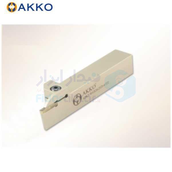 هلدر برش و شیار روتراش 32x32 الماس برش والتر 5 اکو AKKO کد محصول ADKT WGX24 R/L 32x32 5 T25