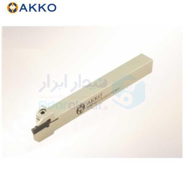 هلدر برش و شیار روتراش 12x12 الماس برش زد سی سی 3 اکو AKKO کد محصول ADKT ZCC2 R/L 12x12 3 T12 K S