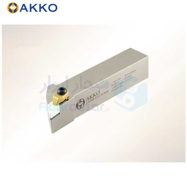 هلدر تراشکاری روتراش سیستم روبند 25x25 الماس DN 1107 اکو AKKO کد محصول CDJNR/L 25x25 M1107C