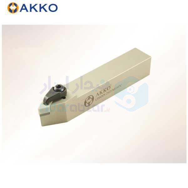 هلدر تراشکاری روتراش سیستم روبند 25x25 الماس DN 1107 اکو AKKO کد محصول CDNNN 25x25 M1107C