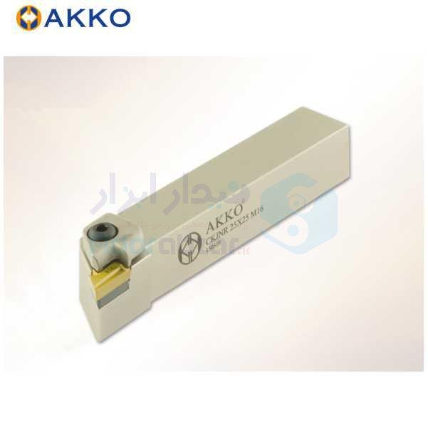 هلدر تراشکاری روتراش سیستم روبند 20x20 الماس KN 1604 اکو AKKO کد محصول CKJNR/L 20x20 K16