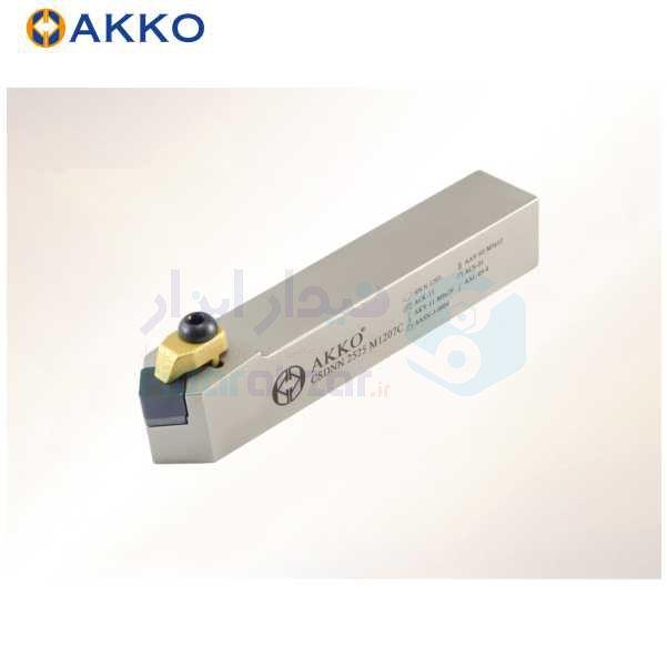 هلدر تراشکاری روتراش سیستم روبند 25x25 الماس SN 1207 اکو AKKO کد محصول CSDNN 25x25 M1207C