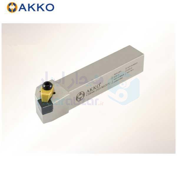 هلدر تراشکاری روتراش سیستم روبند 25x25 الماس SN 1207 اکو AKKO کد محصول CSRNR/L 25x25 M1207C