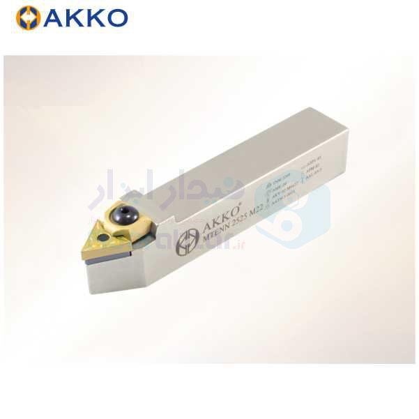 هلدر تراشکاری روتراش کلمپی 20x20 الماس TN 1604 اکو AKKO کد محصول MTENN 20x20 K16