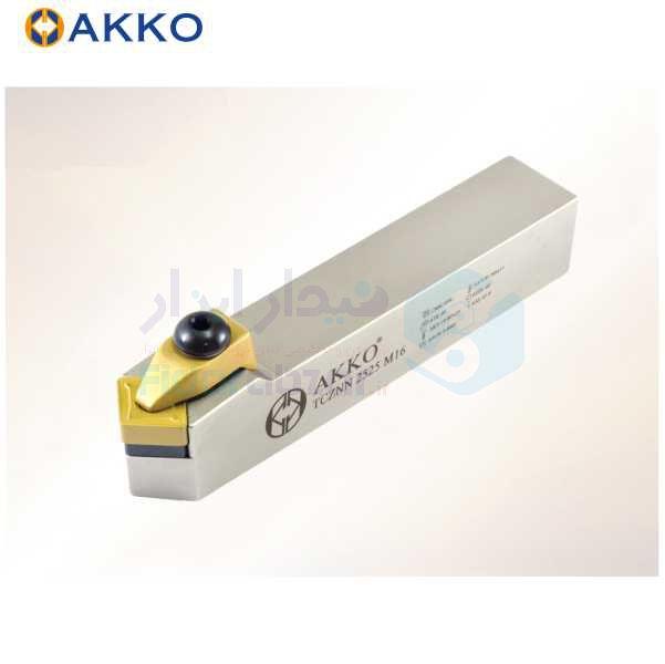 هلدر تراشکاری روتراش سیستم روبندی 20x20 الماس CN 1204 اکو AKKO کد محصول TCZNN 20x20 K12