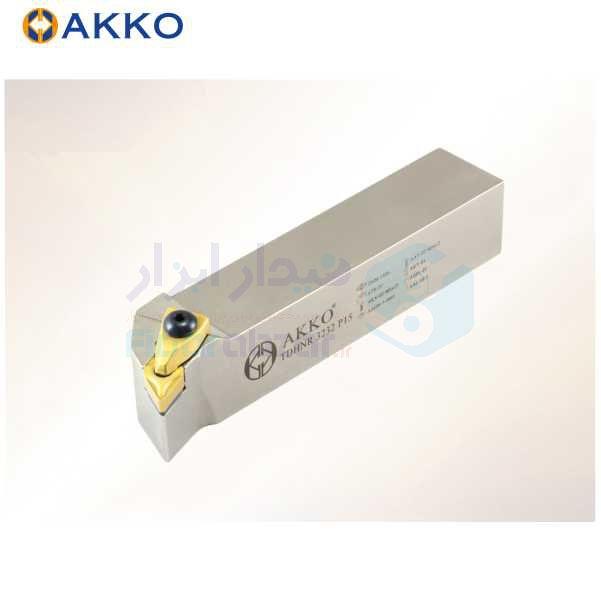 هلدر تراشکاری روتراش سیستم روبندی 20x20 الماس DN 1506 اکو AKKO کد محصول TDHNR/L 20x20 K15