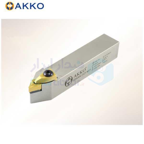 هلدر تراشکاری روتراش سیستم روبندی 16x16 الماس DN 1104 اکو AKKO کد محصول TDNNN 16x16 H11