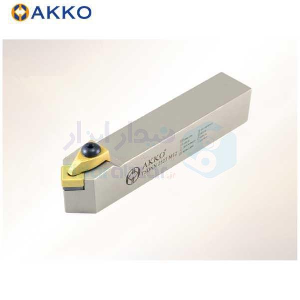 هلدر تراشکاری روتراش سیستم روبندی 16x16 الماس SN 1204 اکو AKKO کد محصول TSDNN 16x16 H12