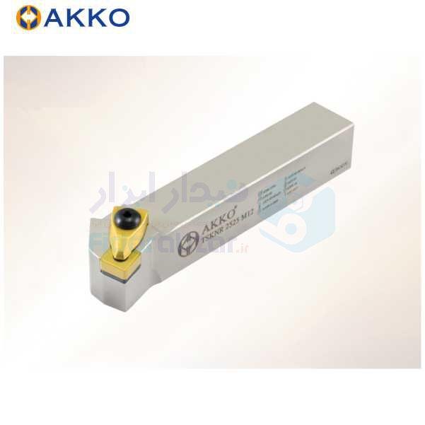 هلدر تراشکاری روتراش سیستم روبندی 20x20 الماس SN 1204 اکو AKKO کد محصول TSKNR/L 20x20 K12