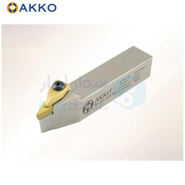 هلدر تراشکاری روتراش سیستم روبندی 20x20 الماس VN 1604 اکو AKKO کد محصول TVVNN 20x20 K16