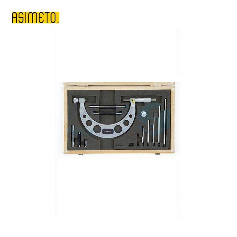 ریزسنج میله ای ورنیه 0-150 میلیمتر دقت 0.01 اسیمتو ASIMETO کد AS-111-06-0
