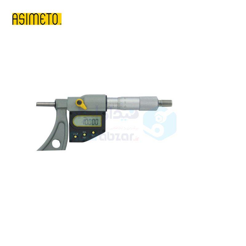 ریزسنج میله ای دیجیتال 0-150 میلیمتر دقت 0.001 اسیمتو ASIMETO کد AS-115-06-0
