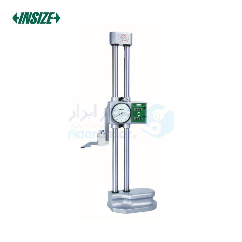 کولیس پایه دار ساعتی 30 سانت دقت 0.01 کنتوردار اینسایز INSIZE کد INZ-1351-300