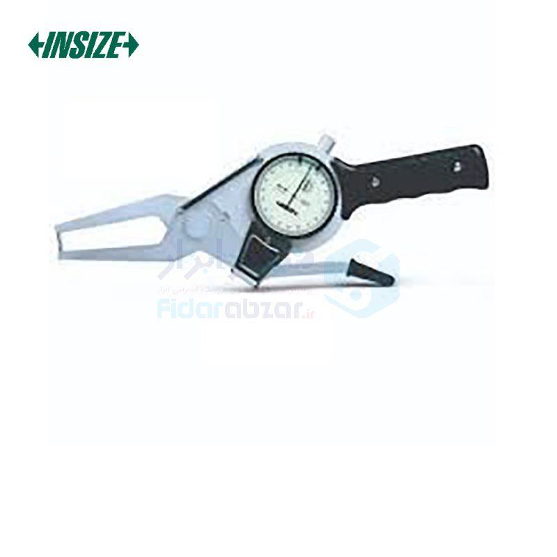 پرگار خارج سنج 0-20 میلیمتر ساعتی دقت 0.01 میلیمتر اینسایز INSIZE کد INZ-2332-20