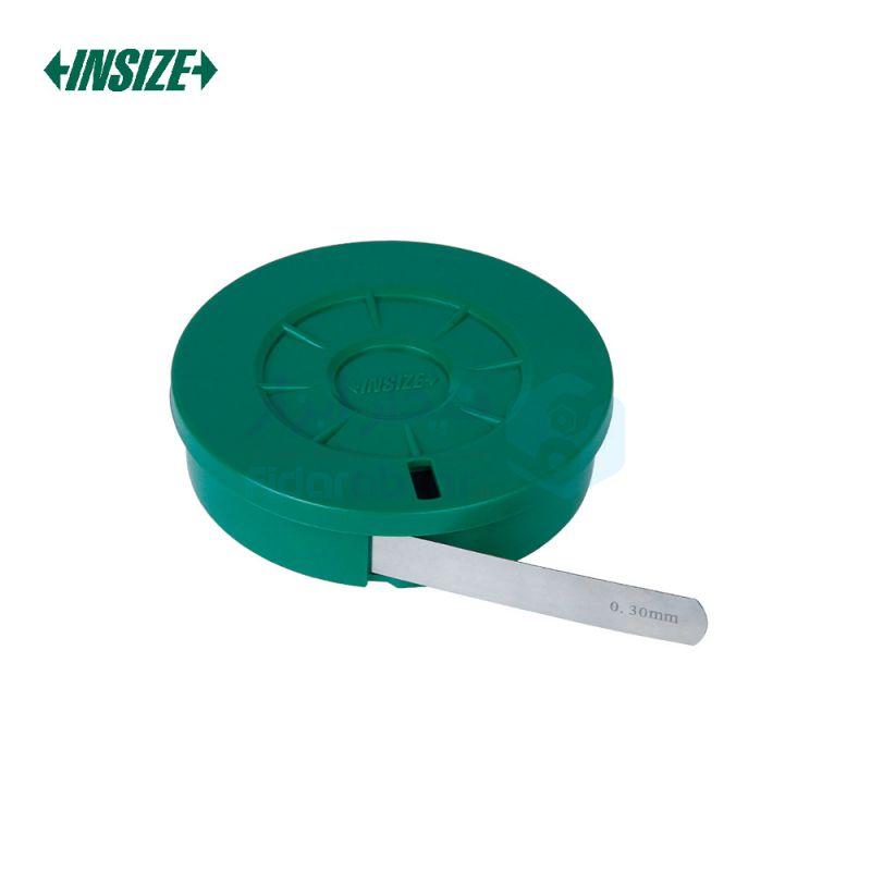 آچار فیلر نواری ضخامت 0.02 میلیمتر به طول 5 متر اینسایز INSIZE کد INZ-4621-02