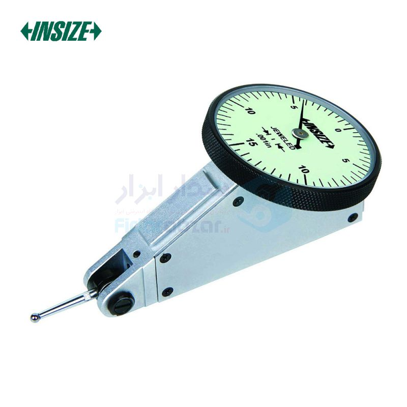 ساعت شیطانکی کورس 0.8 میلیمتر ساعتی دقت 0.01 میلیمتر اینسایز INSIZE کد INZ-2399-08