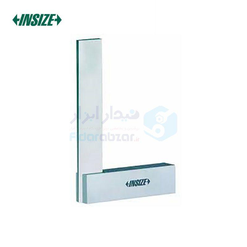 گونیا 5 سانت صنعتی 90 درجه گرید 0 پایه پهن اینسایز INSIZE کد INZ-4792-50