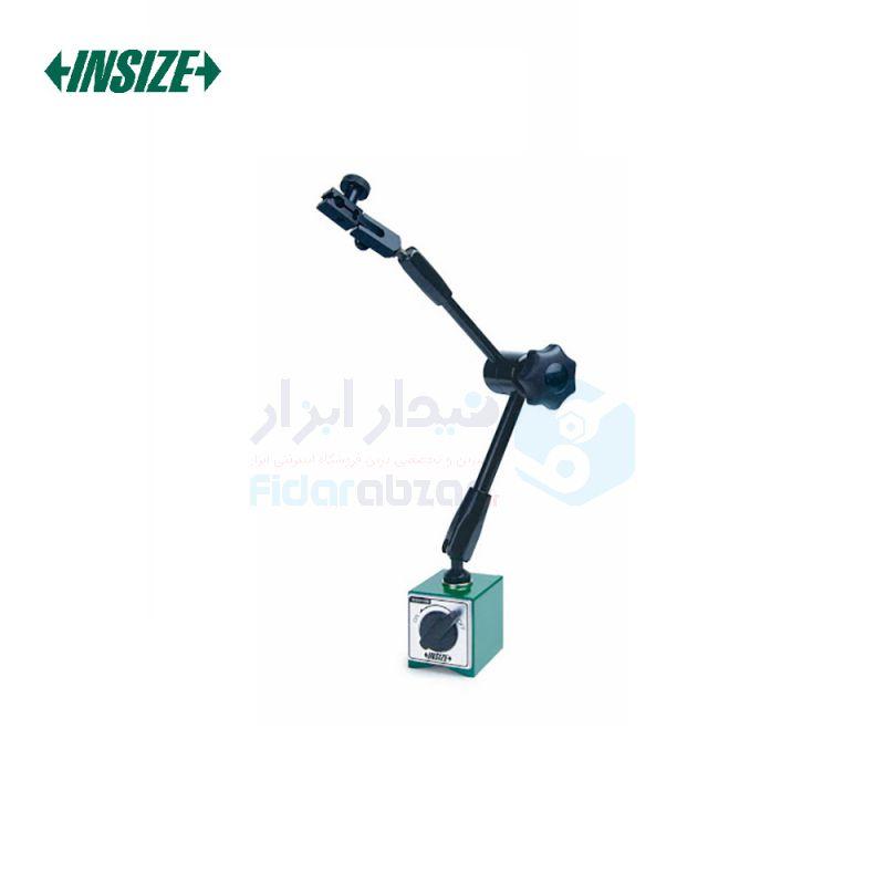 پایه ساعت شیطانکی و اندیکاتور مگنتی مفصلی 80 کیلوگرم پیچ تنظیم ظریف اینسایز INSIZE کد INZ-6208-80A