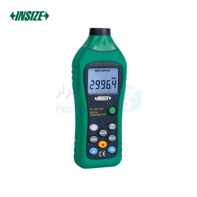 دورسنج یا تاکومتر لیزری اینسایز INSIZE کد INZ-9221-999