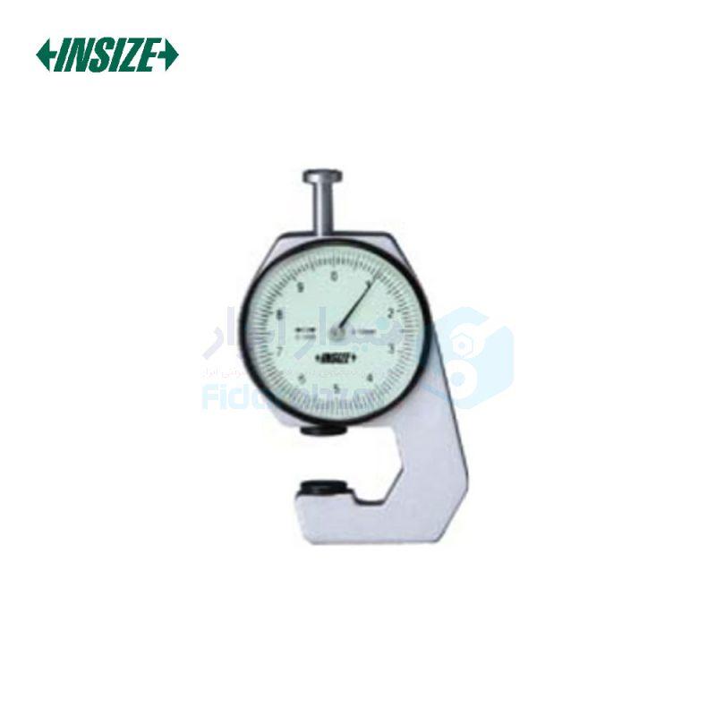 ضخامت سنج 10 میلیمتر ساعتی دقت 0.1 میلیمتر اینسایز INSIZE کد INZ-2361-10