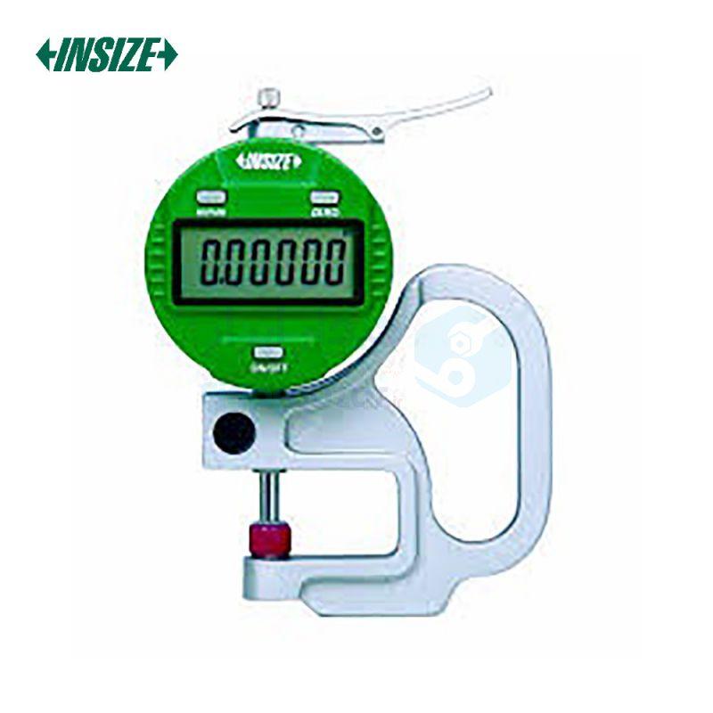ضخامت سنج 10 میلیمتر دیجیتال دقت 0.01 میلیمتر فک سرامیکی اینسایز INSIZE کد INZ-2871-10