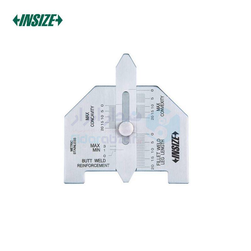 گیج جوشکاری اینسایز INSIZE کد INZ-4851-1