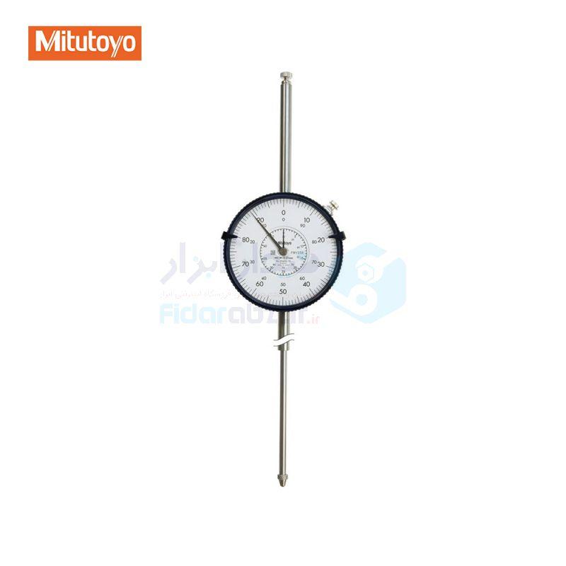 ساعت اندیکاتور کورس 0-80 میلیمتر ساعتی (انالوگ) دقت 0.01 میلیمتر میتوتویو MITUTOYO کد MT-3060S