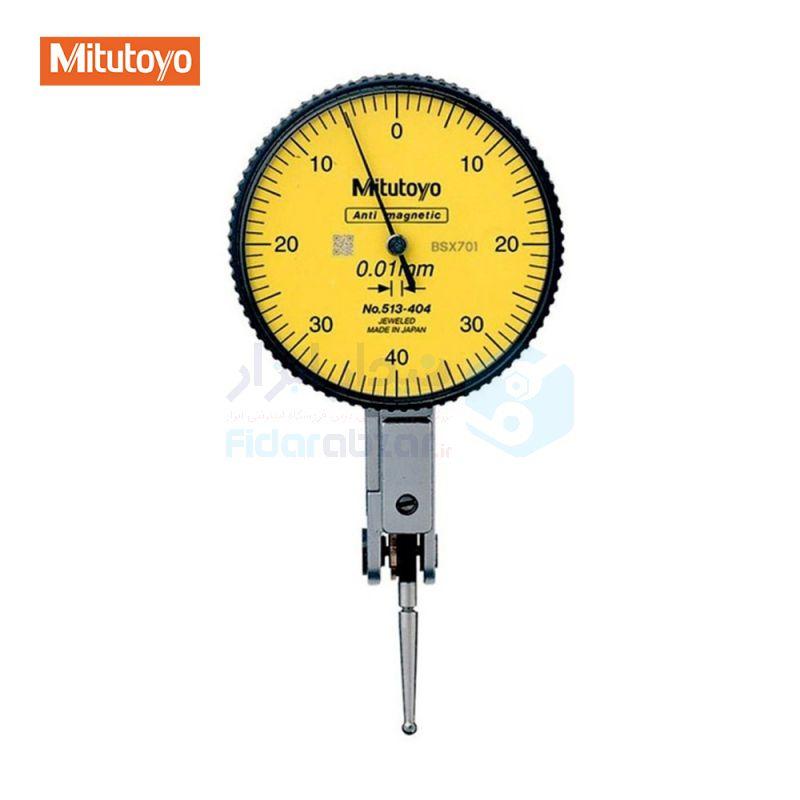 ساعت شیطانکی کورس 0.8 میلیمتر ساعتی دقت 0.01 میلیمتر میتوتویو MITUTOYO کد MT-513-404E