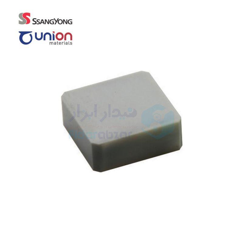 الماس سرامیکی تراشکاری فرزکاری SCGN 1204 MZ SN400 سانگ یانگ SSANGYONG