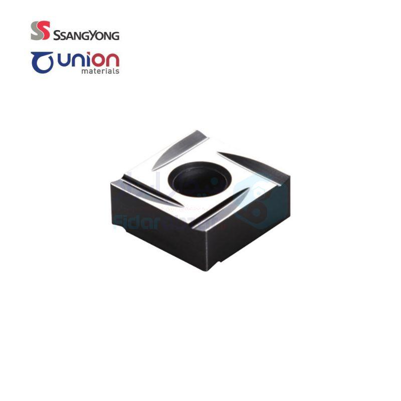 اینسرت تراشکاری سرمت SNGG 120404R/L TX520 سانگ یانگ SSANGYONG