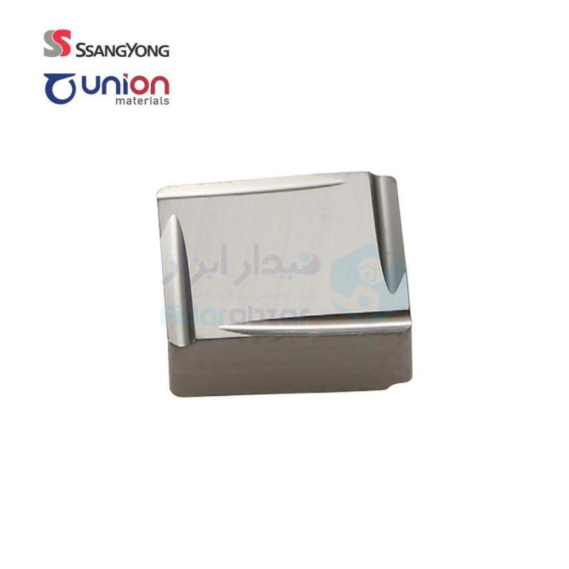 اینسرت تراشکاری سرمت SNGL 070204R/L TX520 سانگ یانگ SSANGYONG