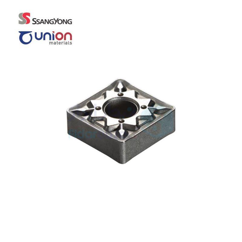 اینسرت تراشکاری سرمت SNMG 120404SY TX520 سانگ یانگ SSANGYONG