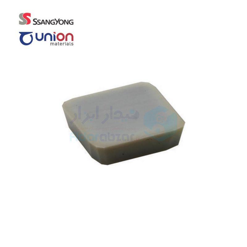 الماس سرامیکی تراشکاری فرزکاری SPKN 1204SP EDTR SN400 سانگ یانگ SSANGYONG