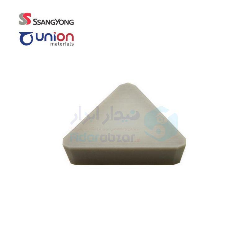الماس سرامیکی تراشکاری فرزکاری TPKN 2204 PDTR SN400 سانگ یانگ SSANGYONG