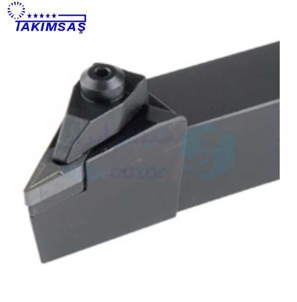 هلدر تراشکاری روتراش کلمپی 20x20 الماس VN 1604 تاکیمساش TAKIMSAS کد محصول DVJNR/L 20x20 K16