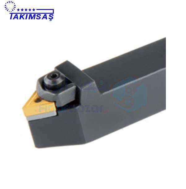 هلدر تراشکاری روتراش کلمپی 25x25 الماس TN 1604 تاکیمساش TAKIMSAS کد محصول MTENN 25x25 M16T