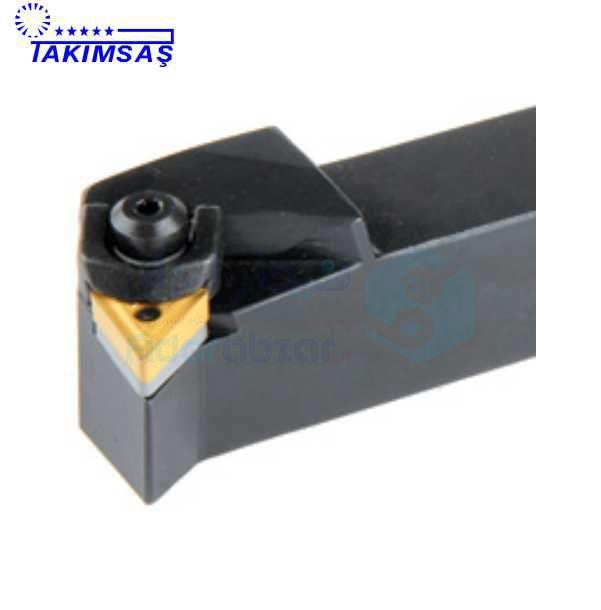 هلدر تراشکاری روتراش کلمپی 20x20 الماس TN 1604 تاکیمساش TAKIMSAS کد محصول MTFNR/L 20x20 K16T