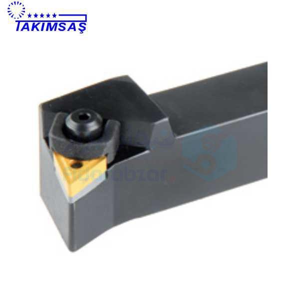 هلدر تراشکاری روتراش کلمپی 20x20 الماس TN 1604 تاکیمساش TAKIMSAS کد محصول MTXNR/L 20x20 K16T