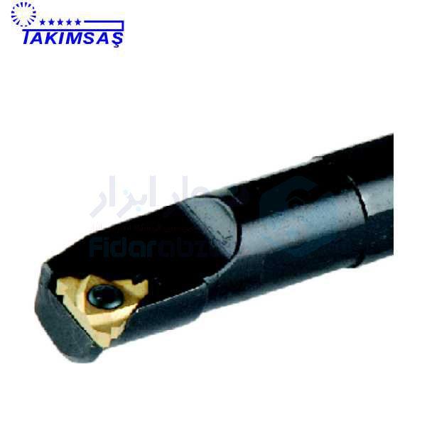 هولدر رزوه زنی پیچ بری داخل تراش قطر 20 الماس 11IR/EL تاکیمساش TAKIMSAS کد محصول NVR-10-2-C