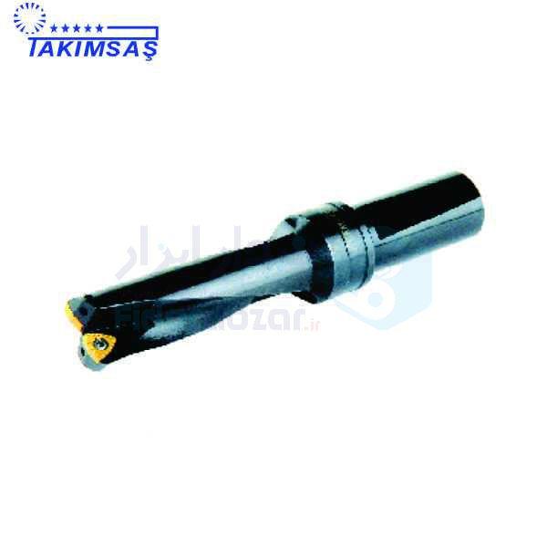 یودریل قطر 20XD3 طول کل 138 میلیمتر اینسرت WC.. 040204 تاکیمساش TAKIMSAS کد محصول 3DHB 200 25 R/L 10